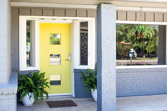 Front Door Makeover Ave Styles