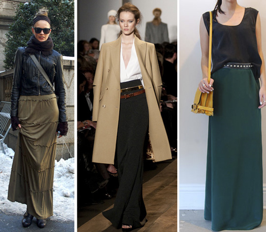 Long Skirts — AVE Styles