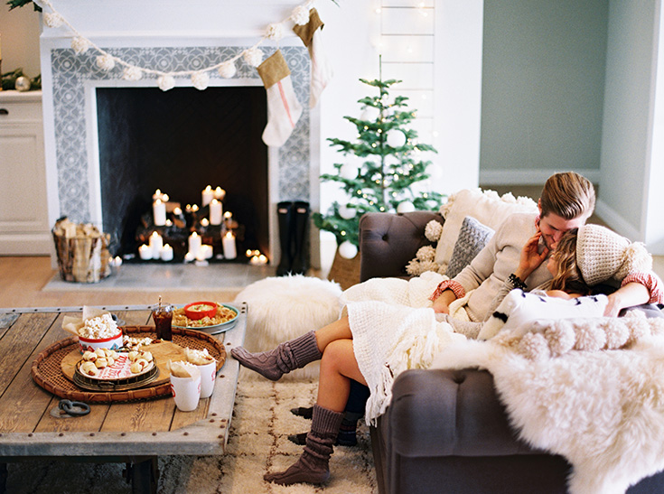 Christmas movies for couples date night