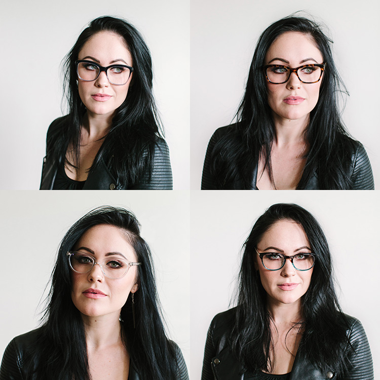 MAKEUP TIPS FOR WEARING GLASSES — AVE Styles
