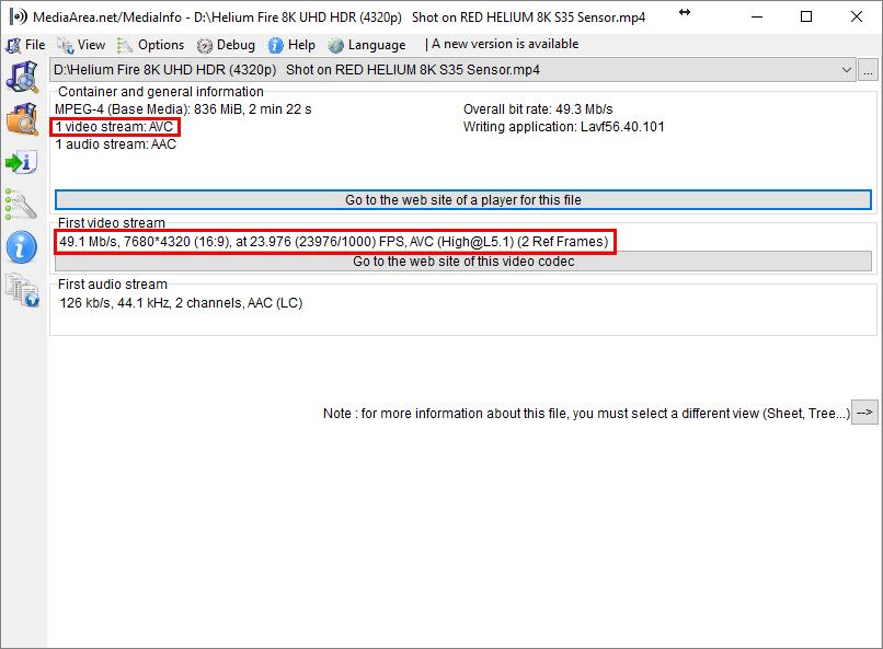 Просмотр файлов h264 скачать
