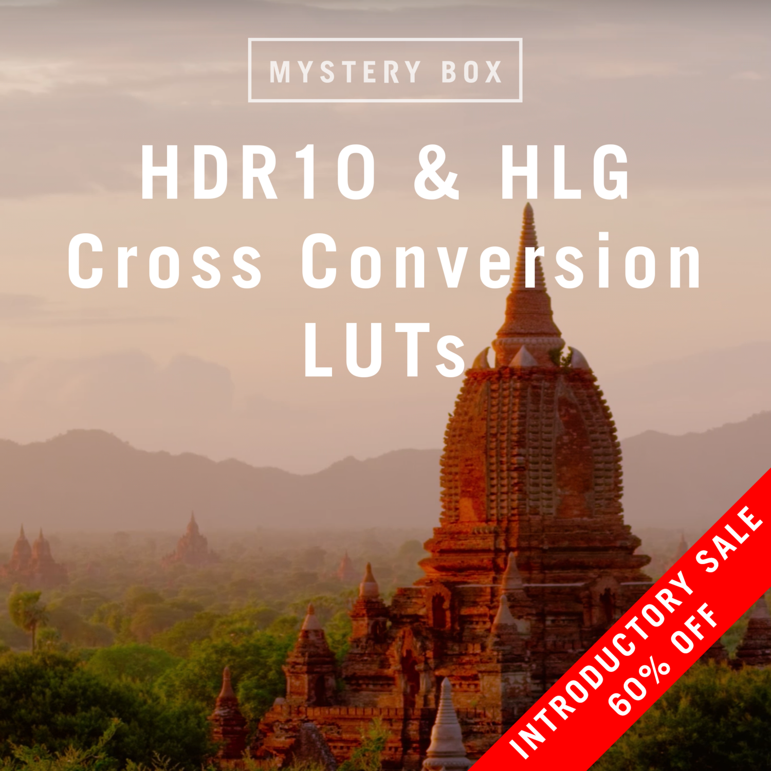 HDR10 & HLG Cross Conversion LUTs v1 0 — Mystery Box
