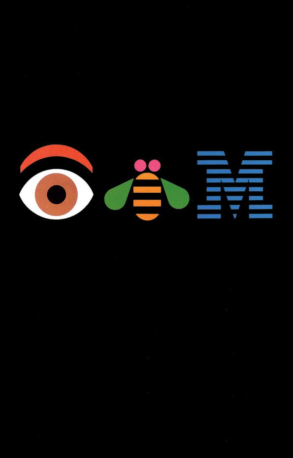 Corporate Identity Paul Rand, 1981