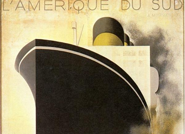 Art Deco A.M. Cassandre, 1931