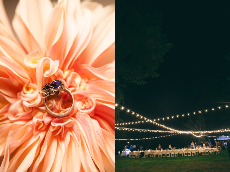 Lakedale resort camp wedding venue wa