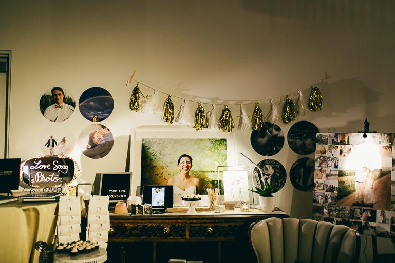 wedding show booth ideas photographer