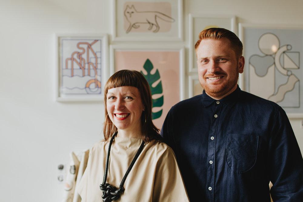 SallyAnn Corn + Joe Kent, JOIN DesignSeattle, WA - Testimonial coming soon.