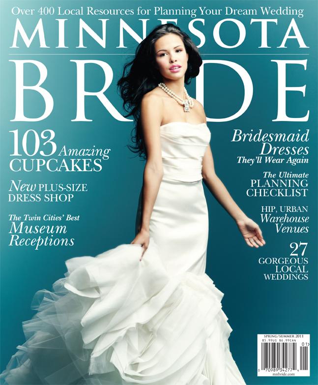 Featured in Minnesota Bride: Jill & Mark — Lace/Hanky Photography llc
