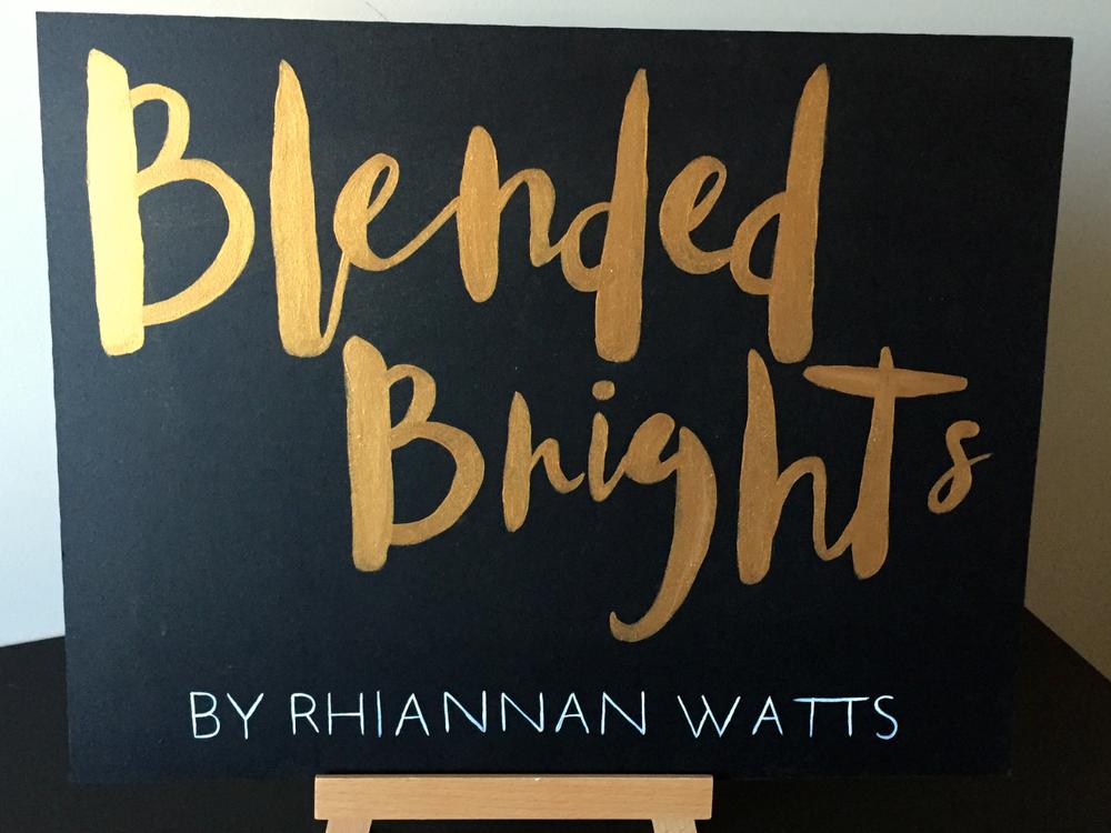 Blended Brights Custom Board