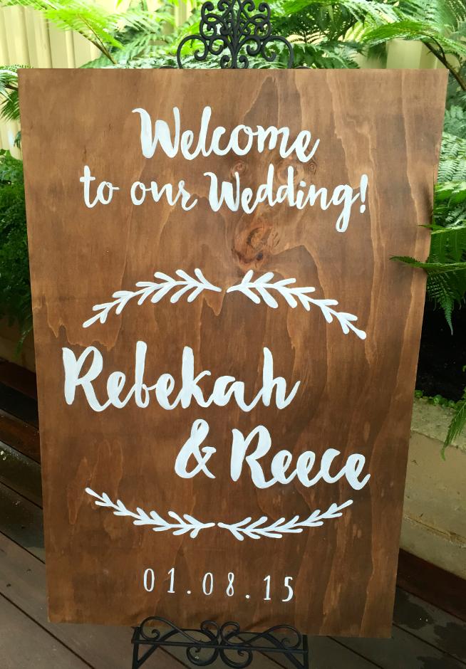 Rebekah and Reece