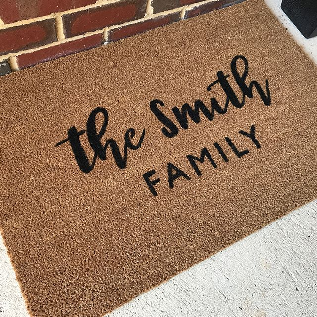 Custom mat orders are back! For one week only for delivery prior to Christmas!!! #getinquick #limitednumbers #christmasgiftidea #custommats #personalisedmats