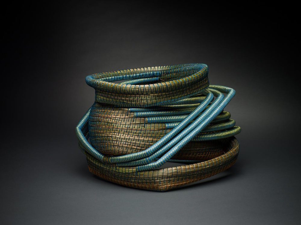 DEBORAH MUHL: BASKETRY