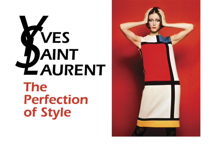 8b3bd05474e1a7 The legendary Yves Saint Laurent designed clothing for his glamorous mother  and created exquisite wardrobes for paper dolls when he was still in his  teens.