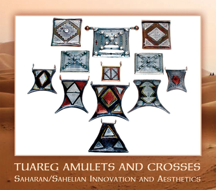 ANTIQUE TCHEROT AMULETS KITABS FROM MAURITANIA Not All Of These May Have Been Made