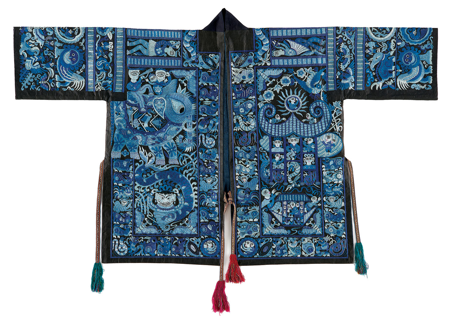 db3fd7f4e01 MIAO WOMAN S FESTIVAL JACKET of cotton