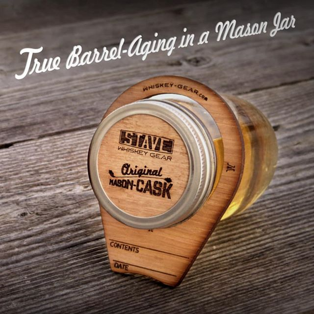 Introducing Mason Casks! More to come!