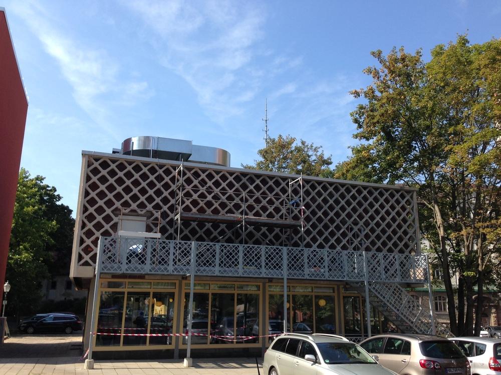 Lichthaus in Halle