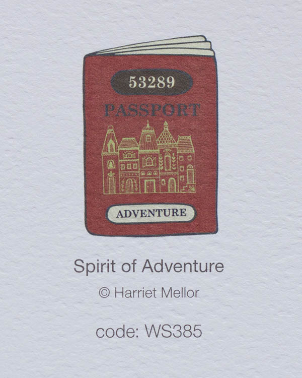 Spirit of Adventure card back