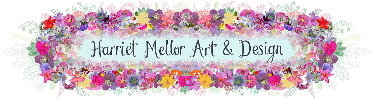 Harriet Mellor Art and Design