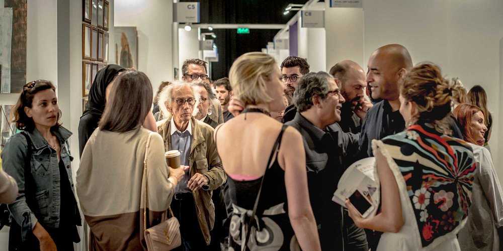 ART DUBAI Art Dubai is the leading international art fair in the Middle East, Africa and South Asia. The 12th edition of the fair takes place at Madinat Jumeirah from 21 to 24 March 2018.