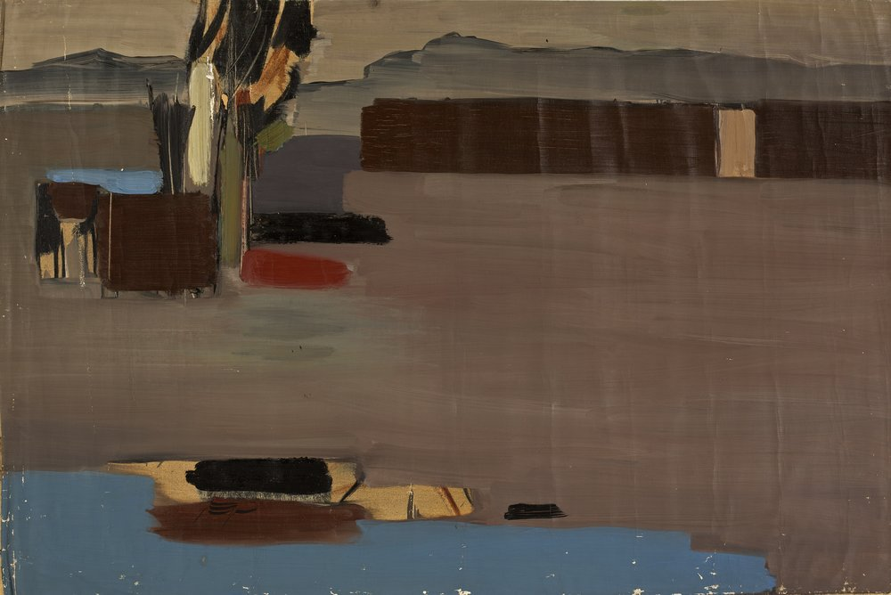 Untitled (1959-1963), oil on canvas, 121x83cm Meem.jpg