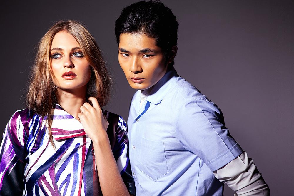 L'OFFICIEL - Fashion Editorial