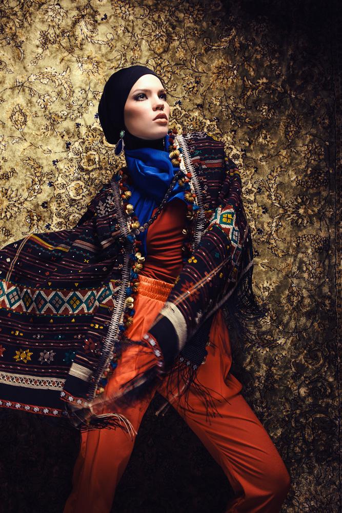 ANNISA - Fashion Editorial