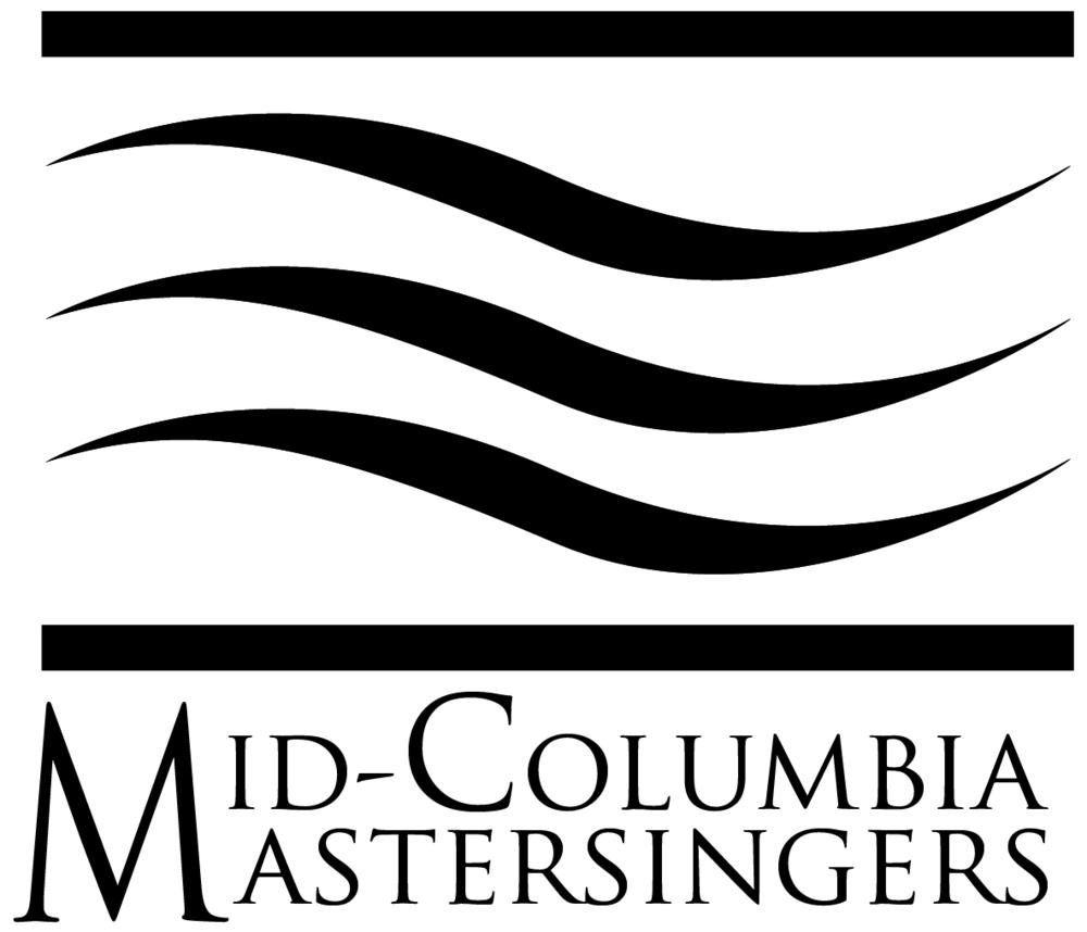 Mid-Columbia Mastersingers  1177 Jadwin Ave, P.O. Box 461  Richland WA 99352   www.midcolumbiamastersingers.org