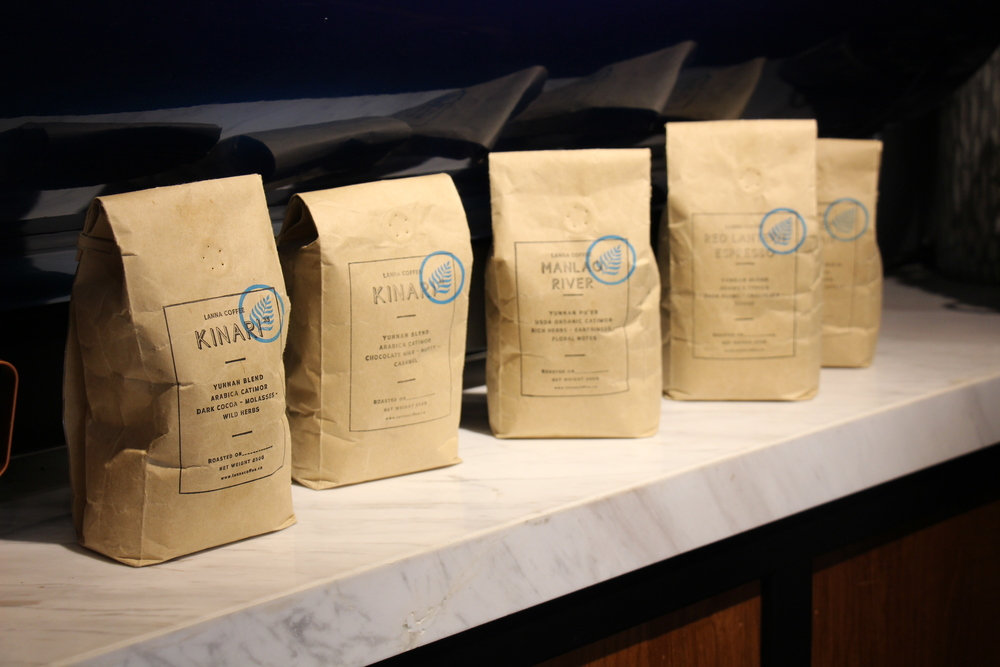 Can't get enough? Purchase a bag of their specialty beans to brew at home.