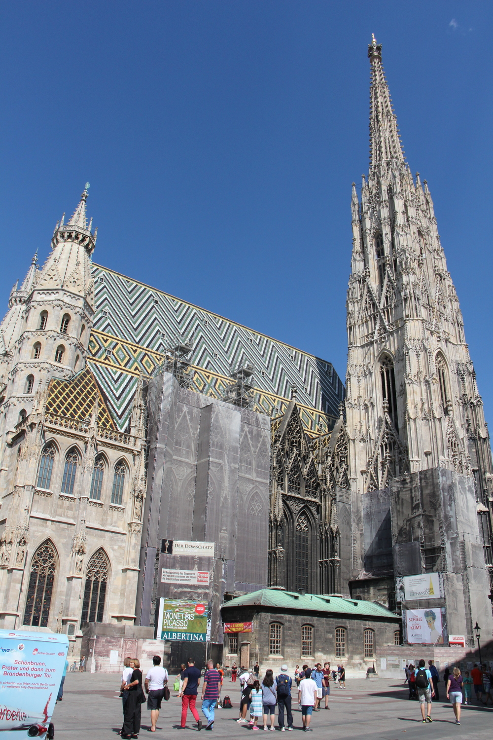 Stephansdom Church