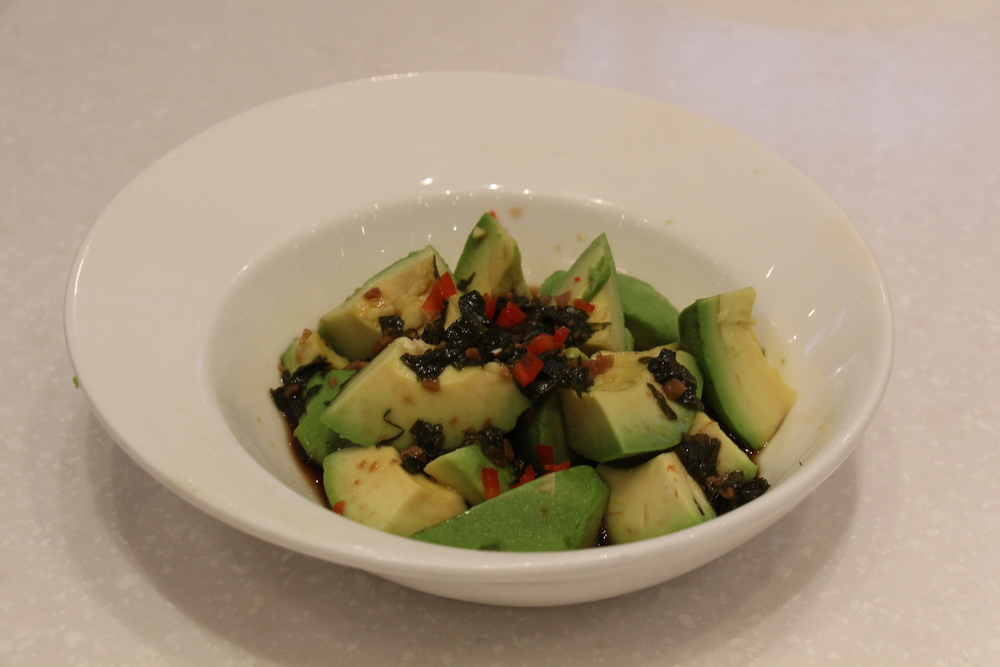 Avocado in Vinegar