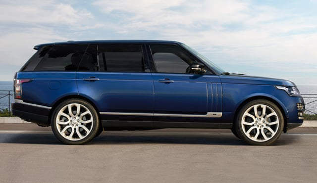 PRE OWNED RANGE ROVER >