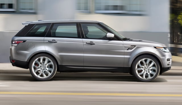 PRE OWNED RANGE ROVER SPORT >