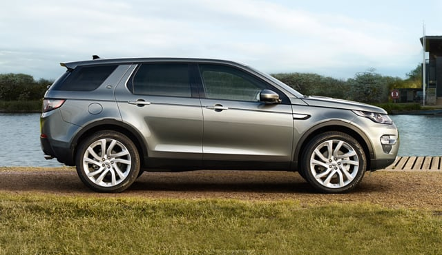 PRE OWNED DISCOVERY SPORT >