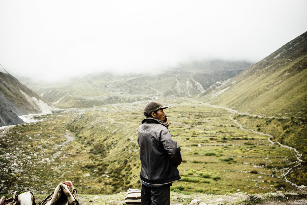 Manaslu Trek, Nepal. 2013.