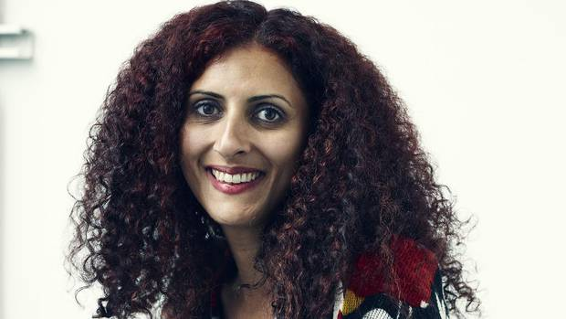 Uppal   invites people to rummage around in her closet