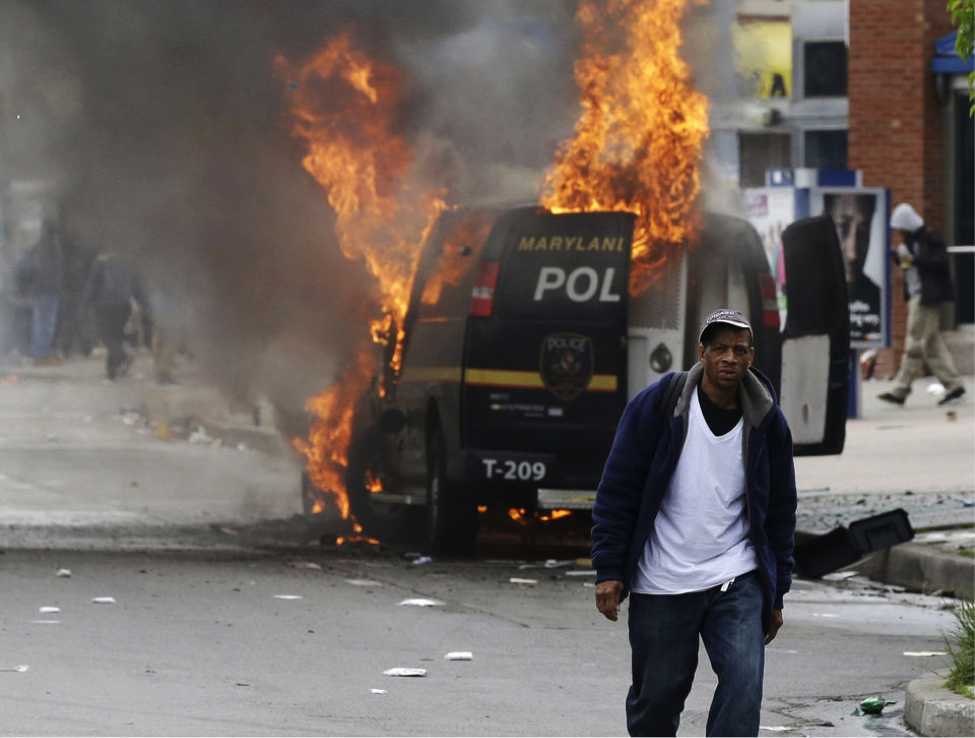 Baltimore Riots 2015