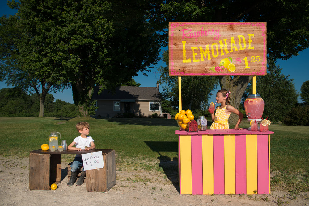 Ken Remark Lemonade Stand