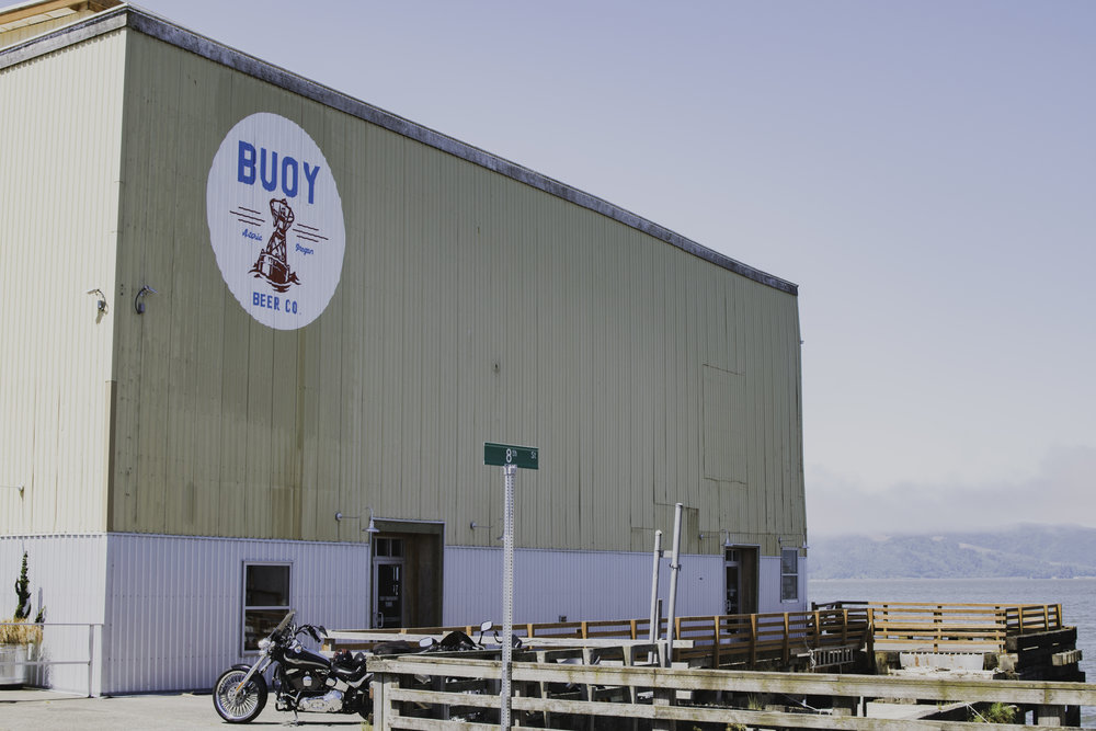 BUOY - astoria, or
