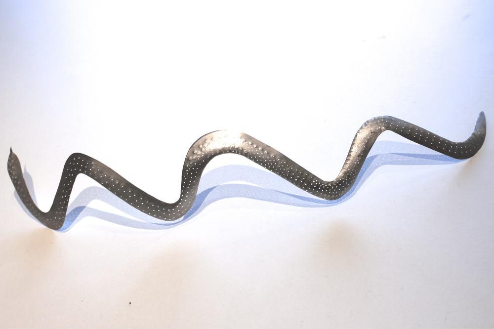 Metal Snake Detail