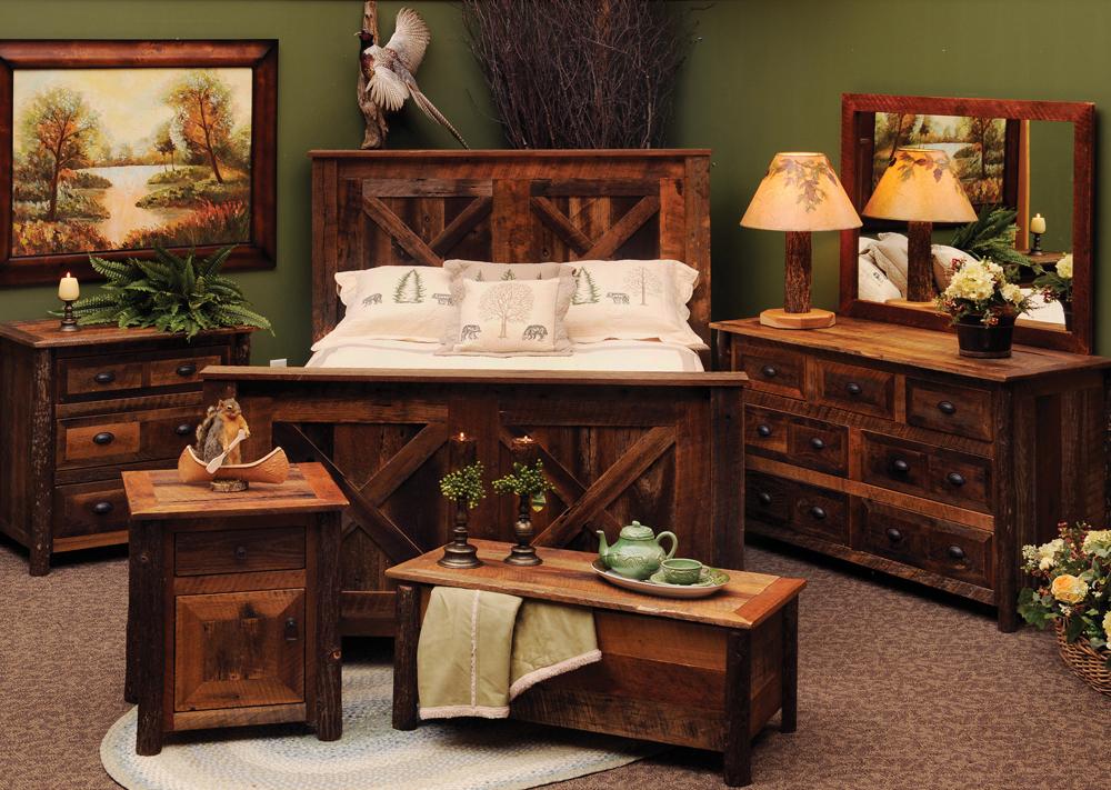 Rustic bedroom furniture sets king furniture design for Rustic bedroom furniture