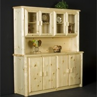 Rustic Hutches & Buffets