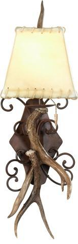 wall_sconce_iron_curled_back_plate_2_antlers_single__light.jpg