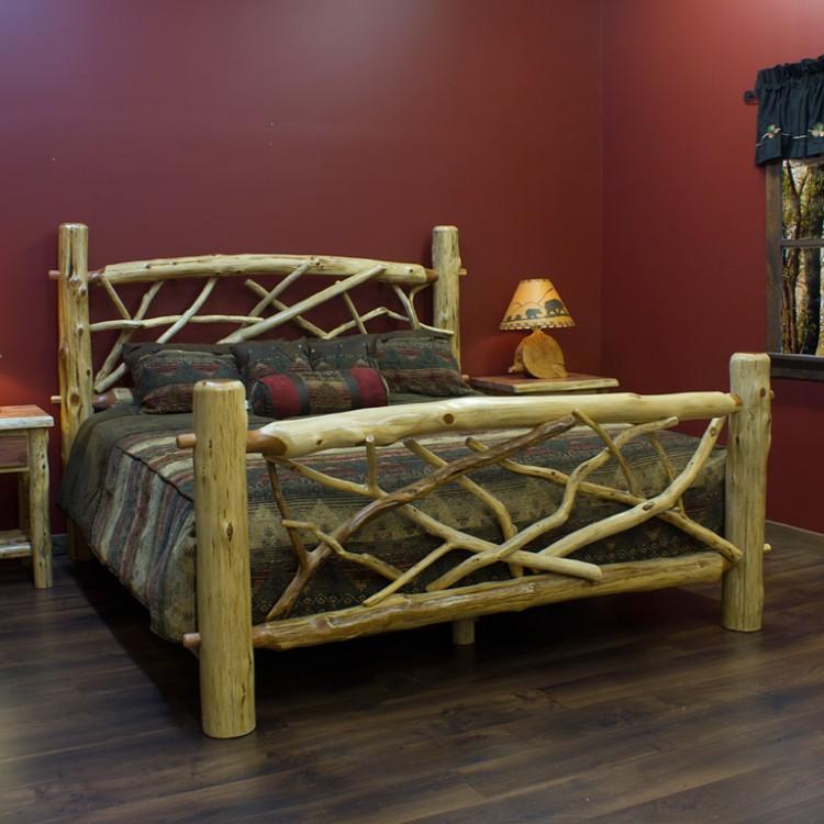 Cedar Twig Bed