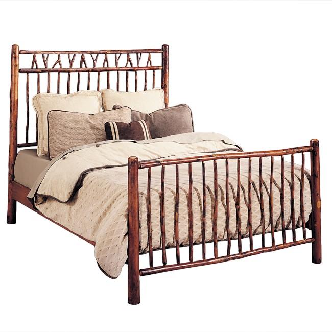 Hickory Slingshot Bed