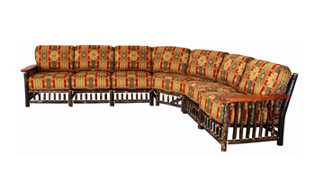Hickory Sectional
