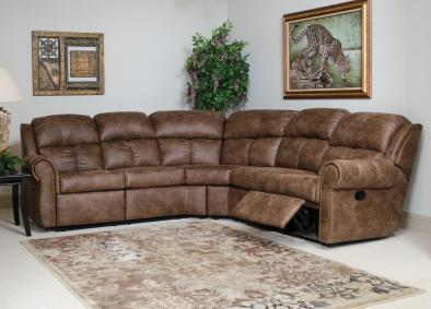 9955 Reclining Sectional