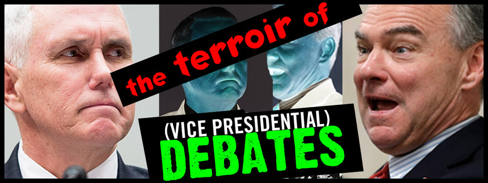 vp prez debate