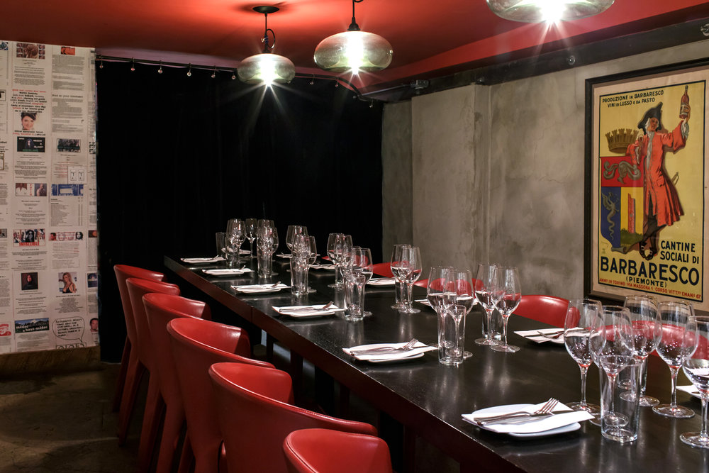 Terroir | Tribeca Cellar Room