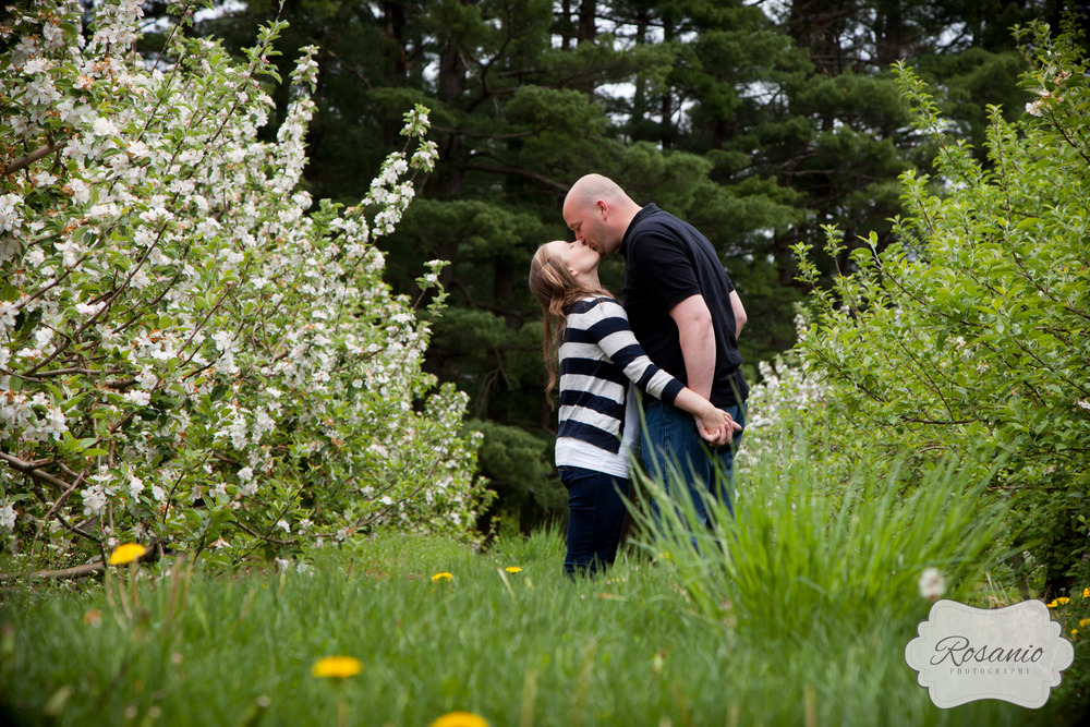 Rosanio Photography | Smolak Farms Engagement Photography | Massachusetts Engagement Photos